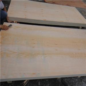 Natural Veneer Pine Plywood
