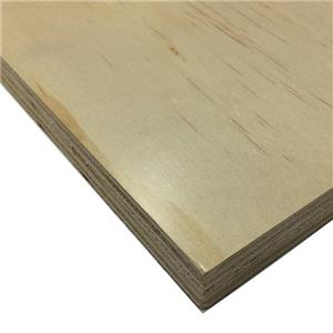Natural Veneer Maple Plywood