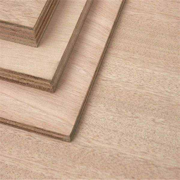 Natural Veneer Keruing Plywood
