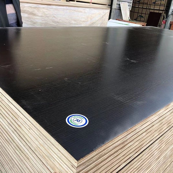 Embossed Melamine Laminated Plywood