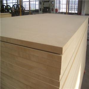 Raw MDF board 18mm