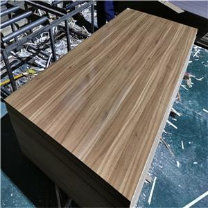 wood grain color melamine MDF board