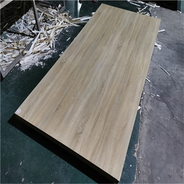 wood grain melamine MDF board 18mm
