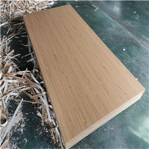 wood grain melamine MDF board 17mm