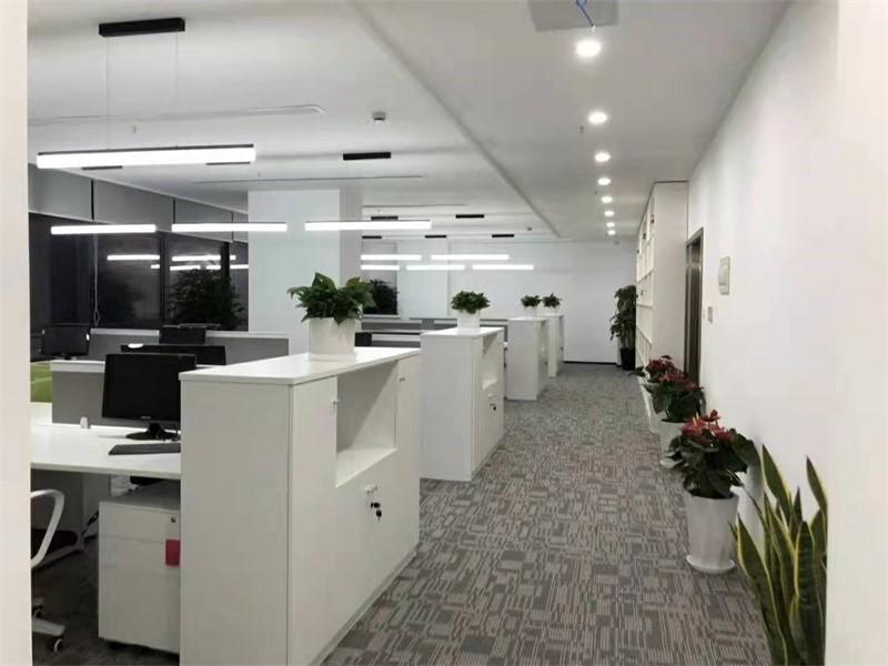 MODU Work Office In SHANGHAI