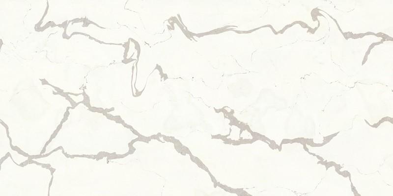 White Calacatta Quartz Stone