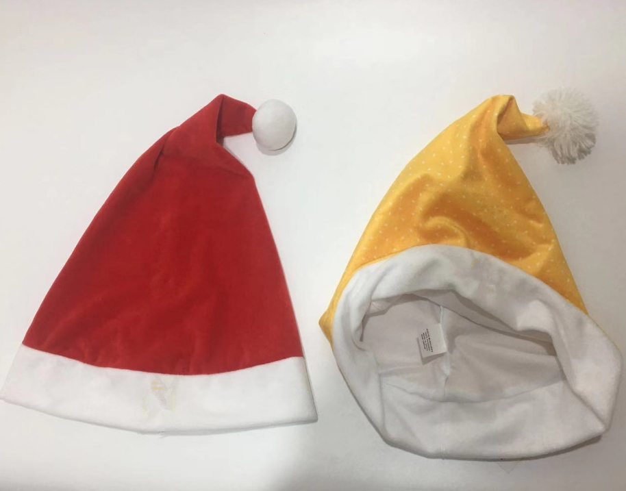 soft christmas hats