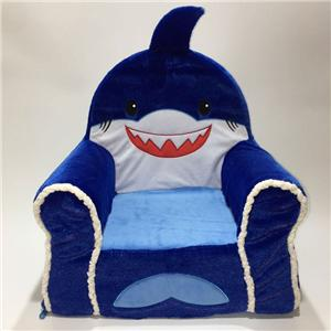 Shark Kids Foam Chair Small Sofa