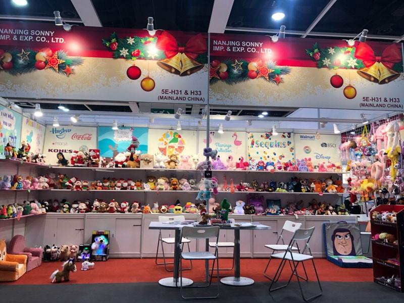 Mega Show in HK