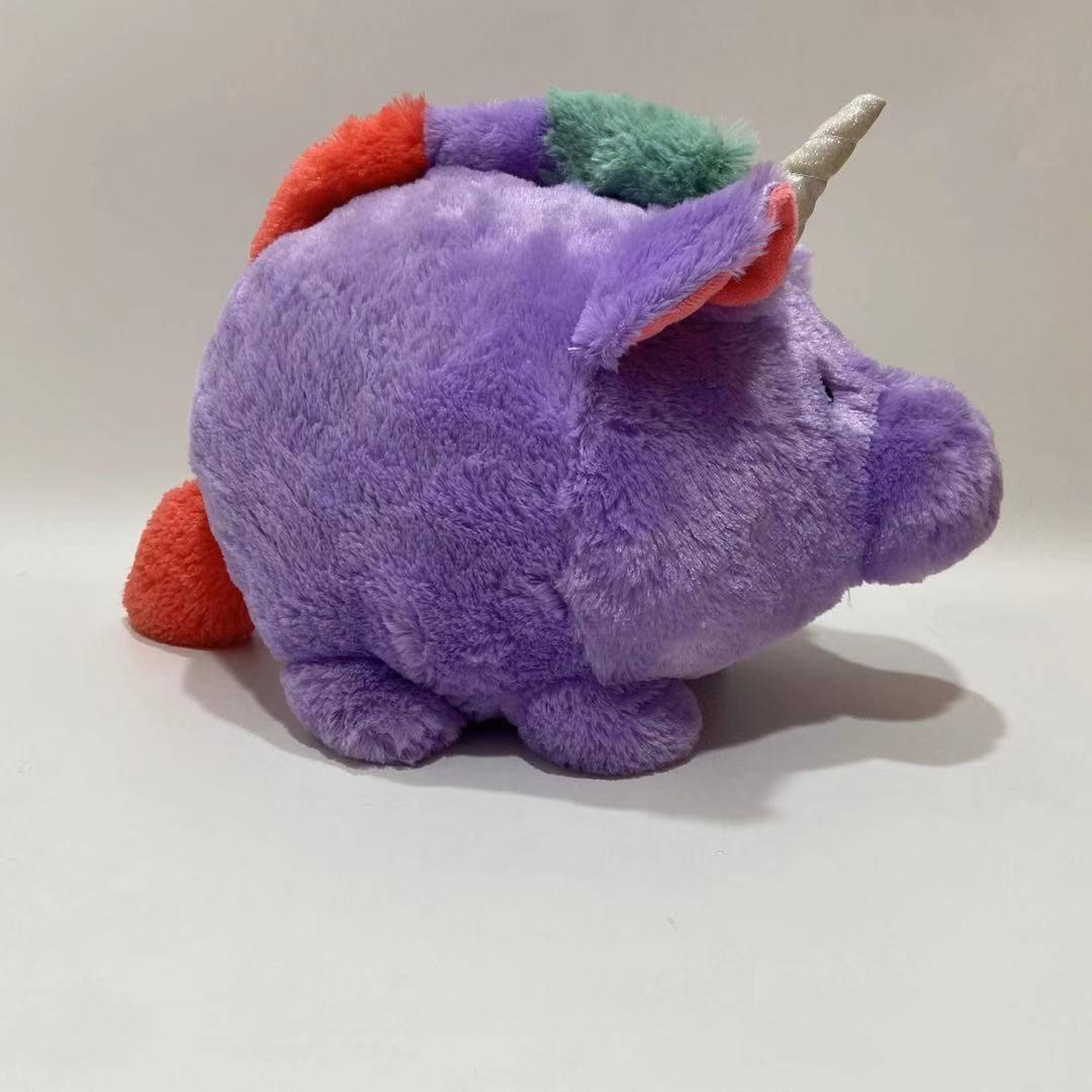 Stuffed Big Pig Saving Bank
