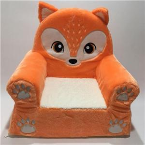 Stuffed Kids Fox Chair
