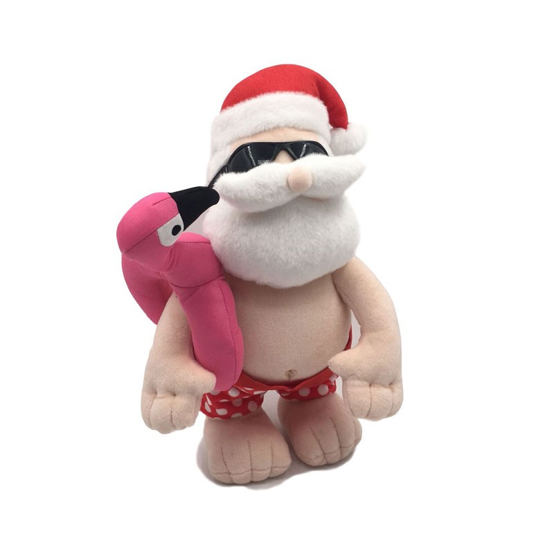 Plush Summer Plush Santa With Swim Ring Pants Manufacturers, Plush Summer Plush Santa With Swim Ring Pants Factory, Supply Plush Summer Plush Santa With Swim Ring Pants