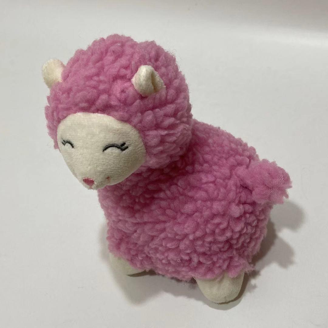 Unique llama design toy