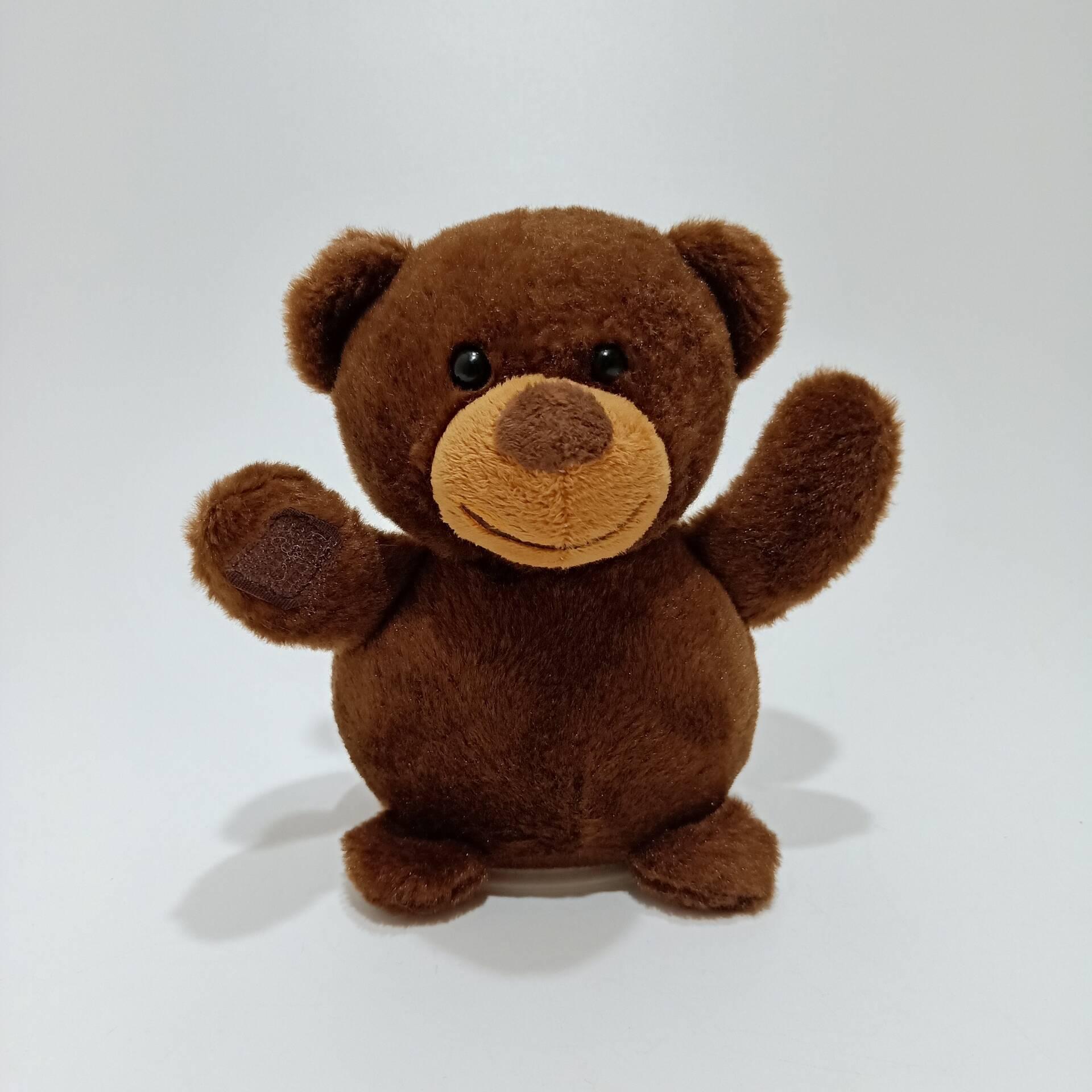 танец плюшевого медведя