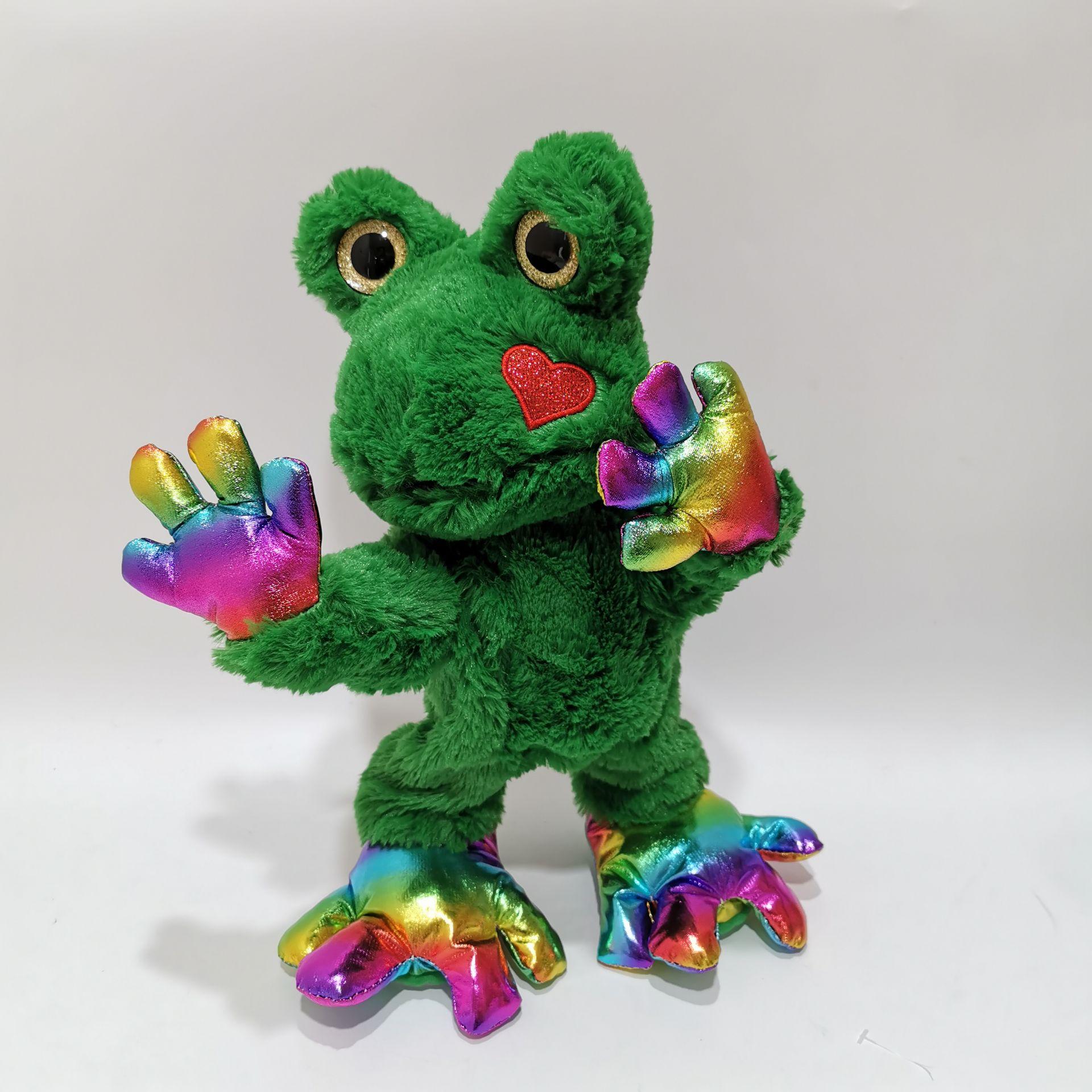 Valentine gift plush toy