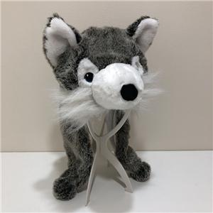Plysch Husky Hat