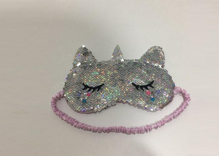 flip sequin eye mask
