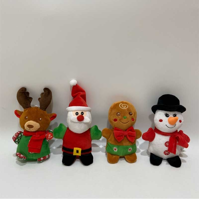 BSCI Audit Factory X'mas Plush Toys With Sound Manufacturers, BSCI Audit Factory X'mas Plush Toys With Sound Factory, Supply BSCI Audit Factory X'mas Plush Toys With Sound