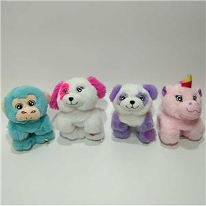 Stuffed Animals Wristband Pat Hand Ring