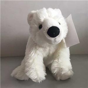 Lifelike Plush White Polar Bear Toys