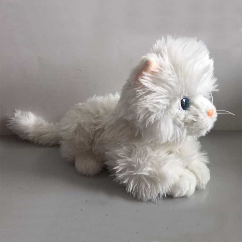 Lifelike Plush Cat Toys