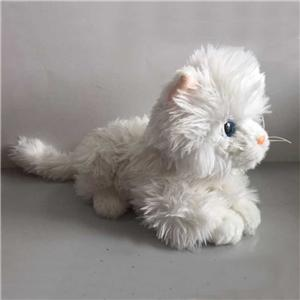 Lifelike Plush Cat Toys