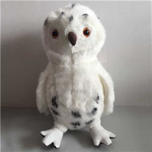 Sedex Audit Facroty Realike Plush Owl Toy