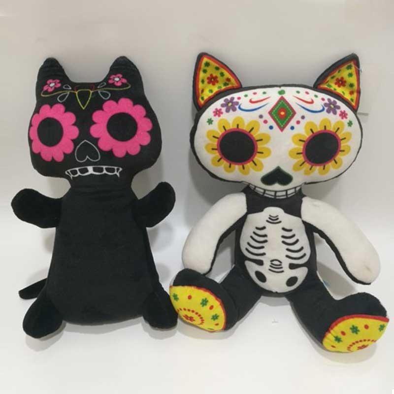 Halloween Cat Plush Toy Manufacturers, Halloween Cat Plush Toy Factory, Supply Halloween Cat Plush Toy