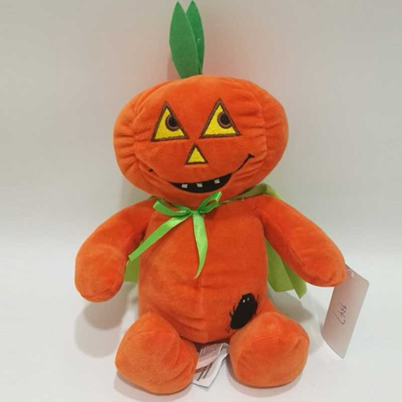 Halloween Stuffed Plush Toys Pumpkin Decoration