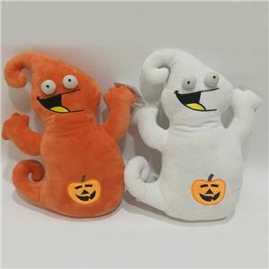 Halloween Soft Stuffed Pumpkin Ghost Plush Toy