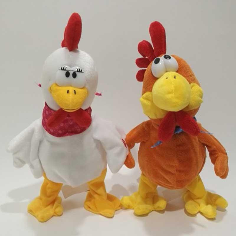 Stuffed Choking Hen Chicken