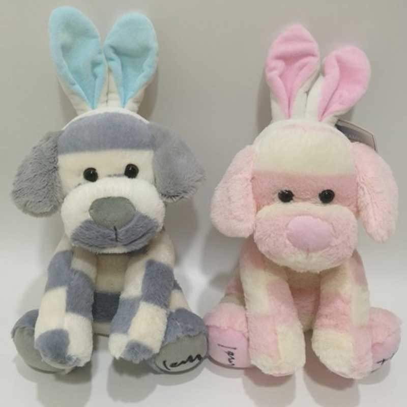 Easter Stuffed Toy Cute Dog