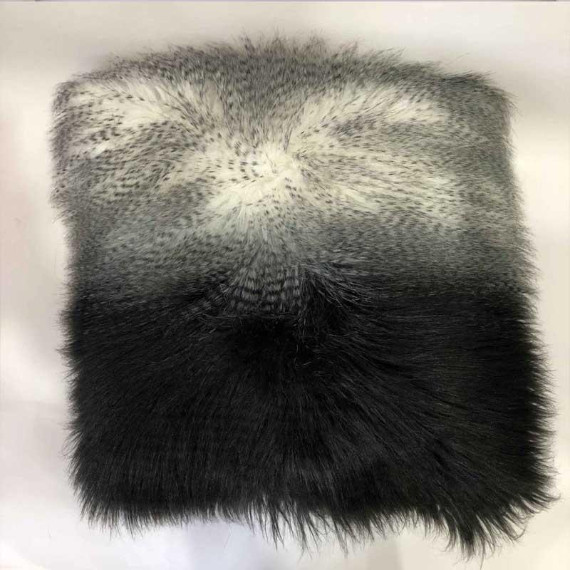 Luxury Long Fur Chair Cushion