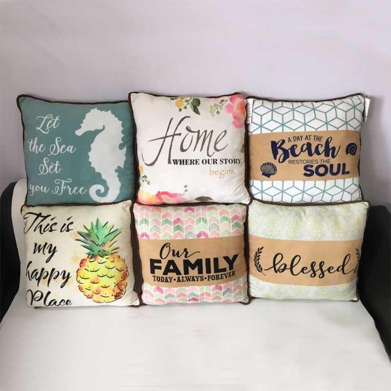 Good Printing Seat Cushion Home Decoration