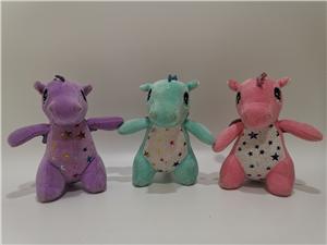 Плюшевые игрушки динозавров