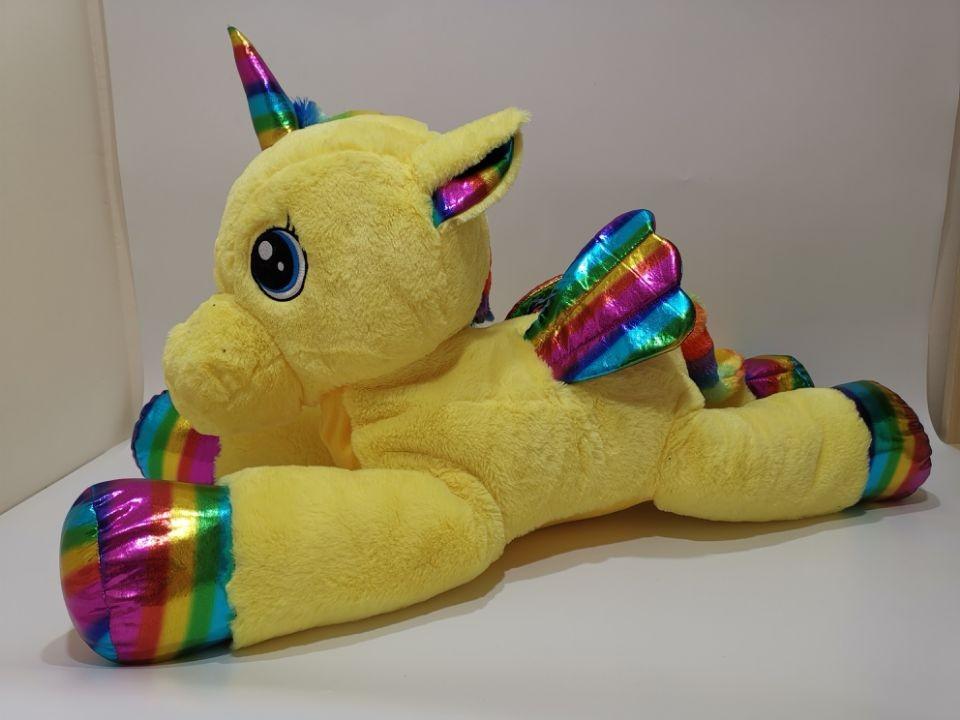 Plush Giant Stuffed Giant Unicorn Pillow
