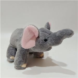 Wild Elephant Plush Toy