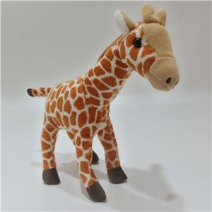 Wild Giraffe Plush Toy