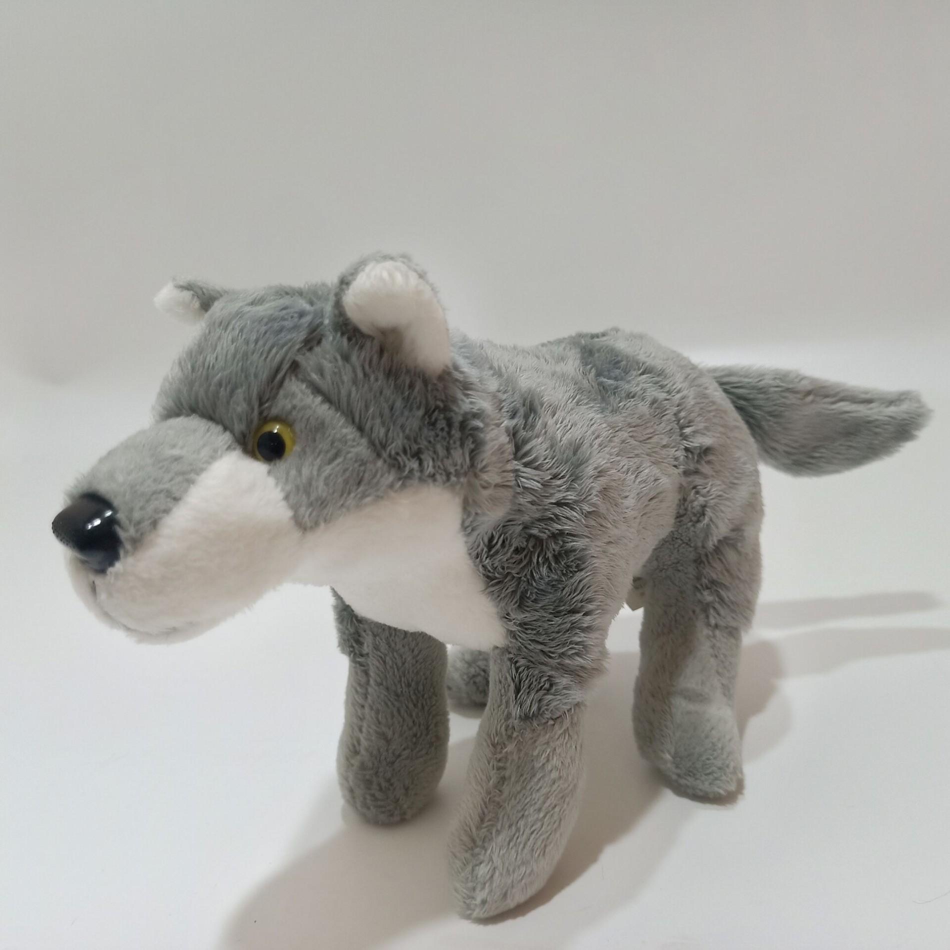 Wlid Wolf Plush Toy
