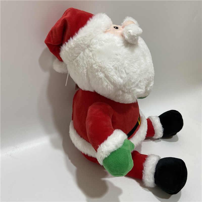 Plush Reindeer with LED lights