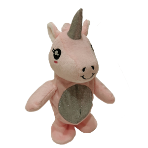 I Say What You Say Walking Unicorn Plush Toy