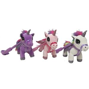 Adjustable Flexible Stick Plush Unicorn