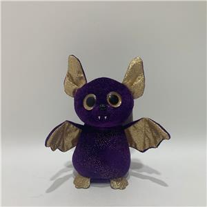 OEM recorder plush bat halloween bat soft toy