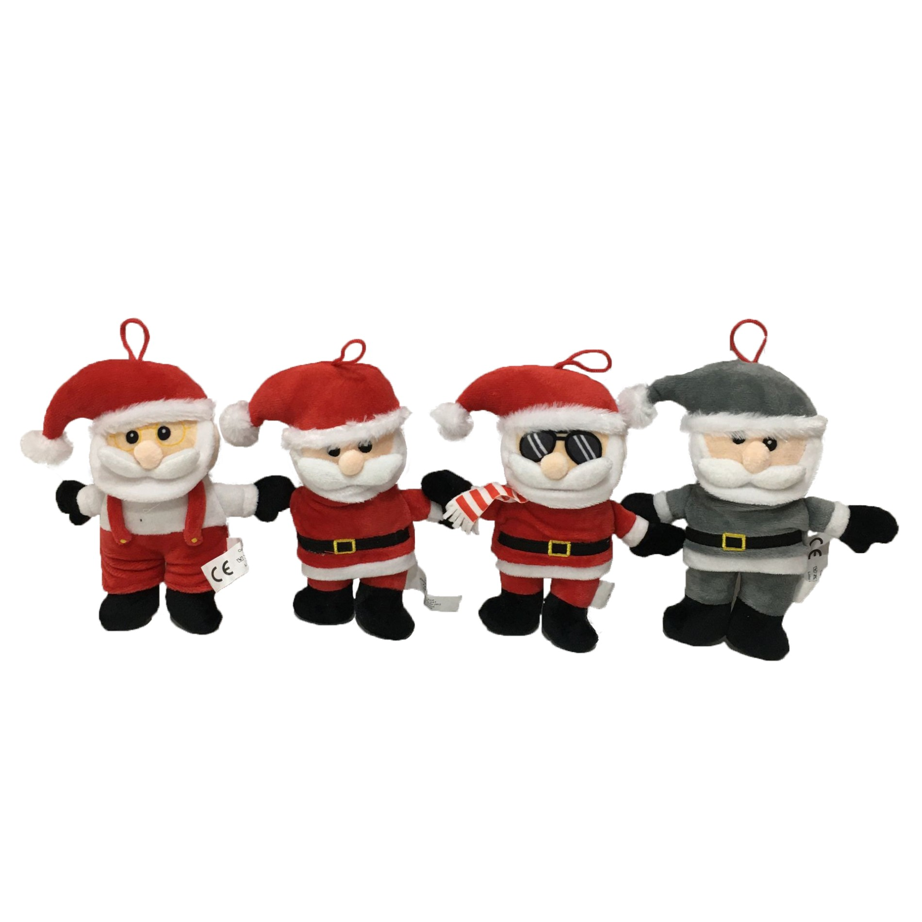 Plush Santa Decoration Toy Plush Toy