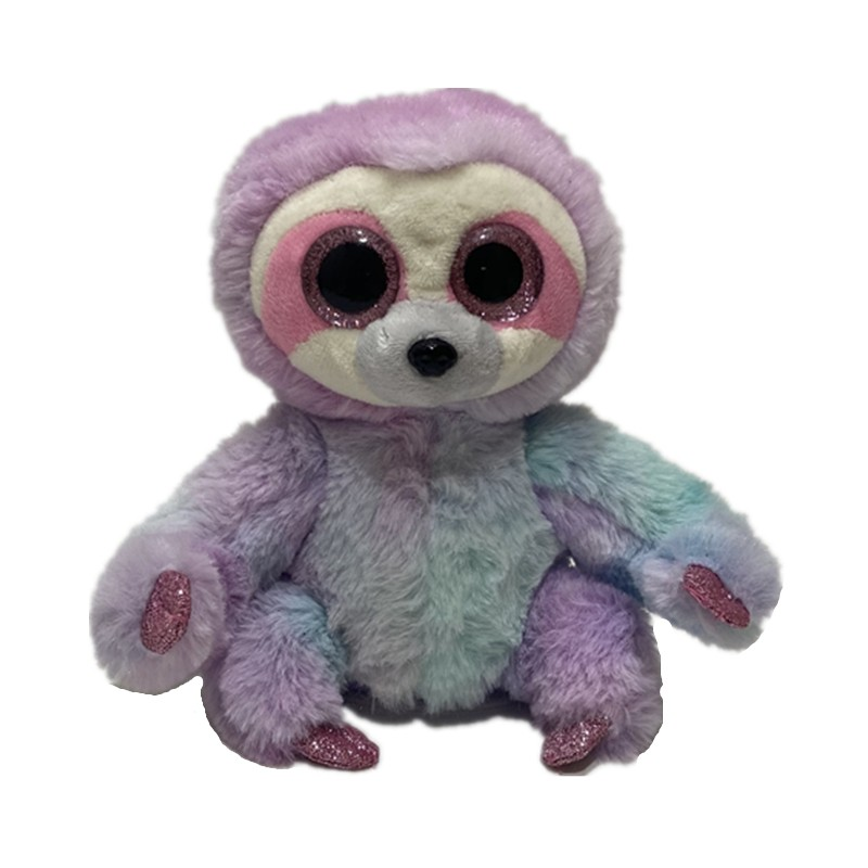 Tie Dye Material I Say What You Say Plush Cute Sloth Toy