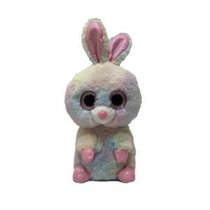 Анимированная говорящая игрушка с повторяющимся голосом и трясущейся галстуком, плюшевая игрушка-кролик