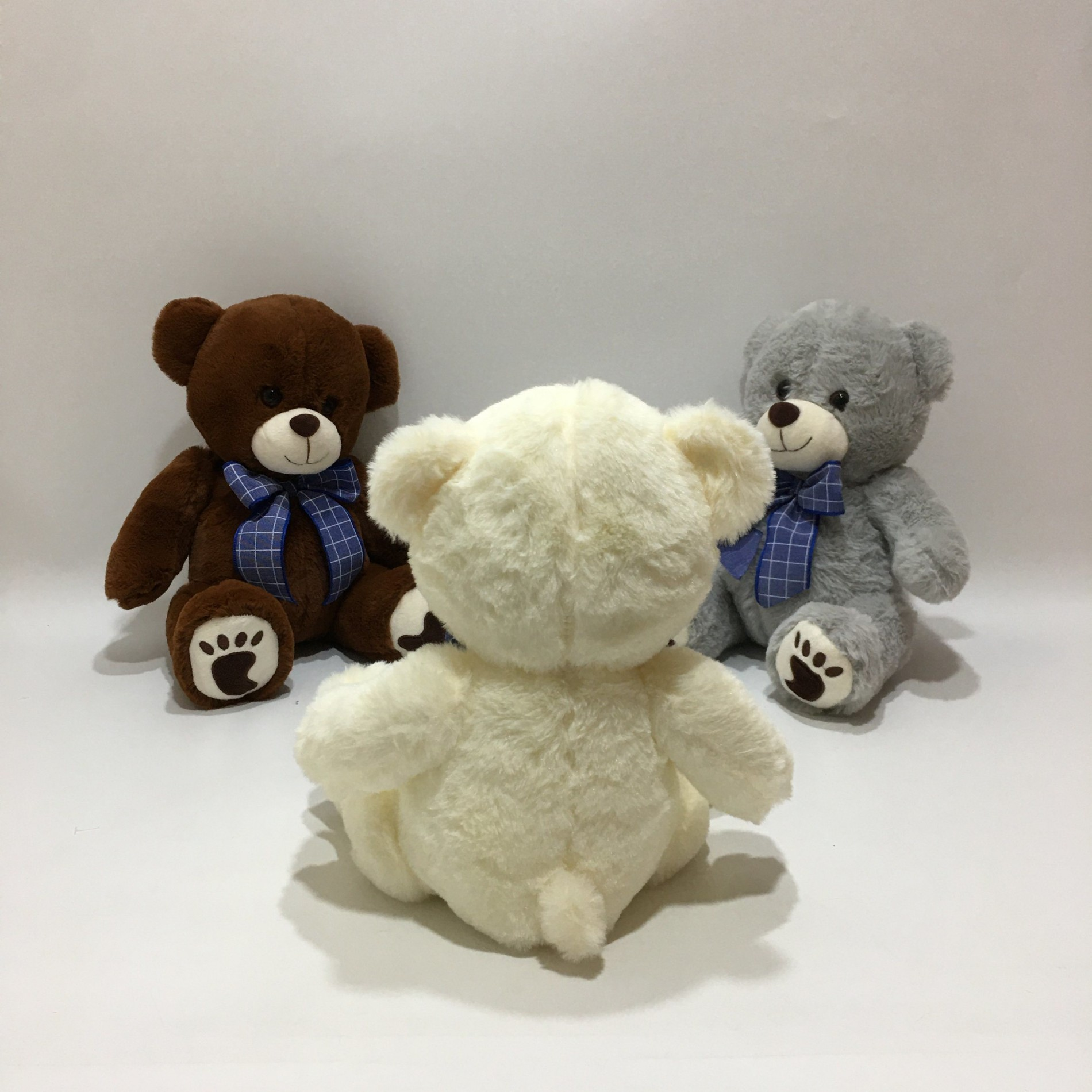 China factory OEM cheap Soft teddy bear with bowtie Children Toy