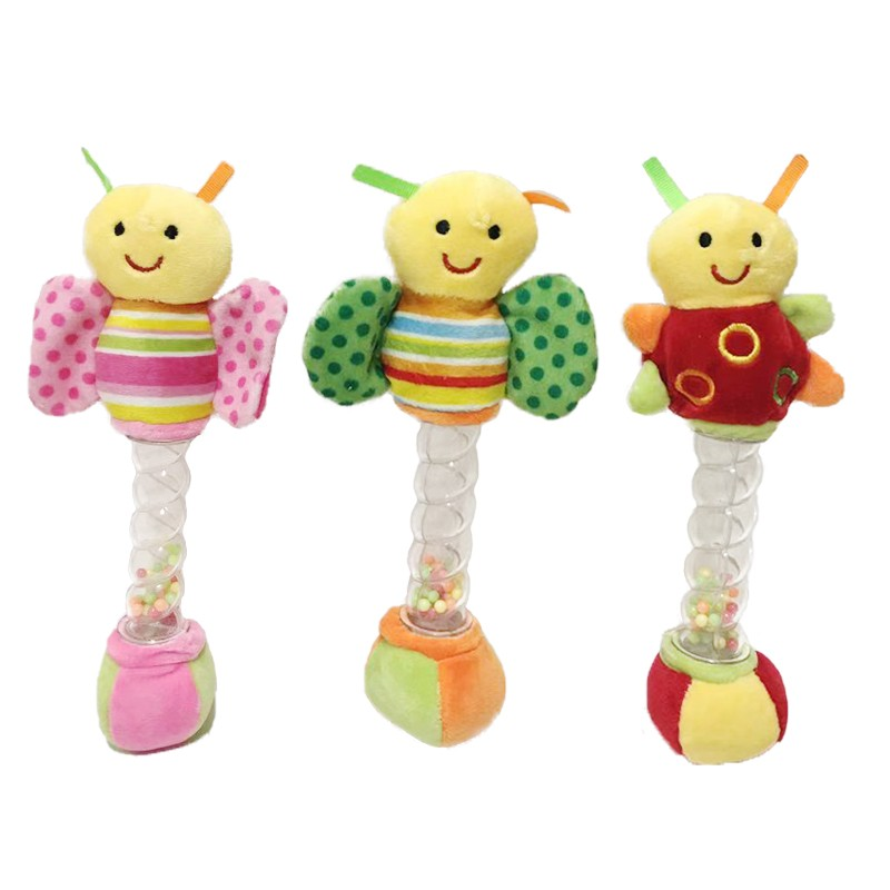 Butteryfly&Bee Ruddle Baby Plush Toy