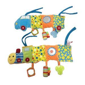 2 Toytrain Ruddle Baby Plush Toy