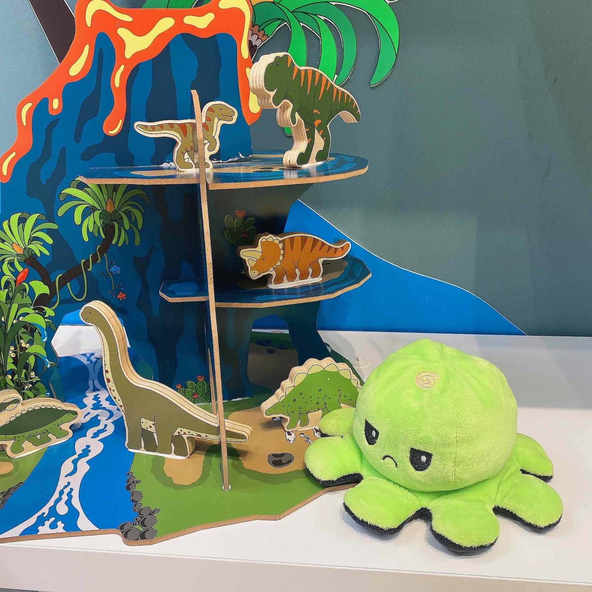 Reversible Octopus Plush Baby Gift Plushie Hot selling plush Toy